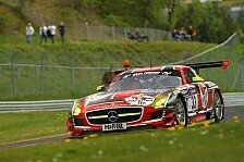VLN - Zwangspause beendet: Patrik Kaiser startet im Car-Collection-SLS