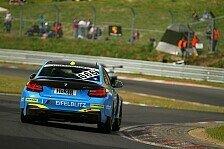 VLN - F�hrungswechsel in der Gesamtwertung: BMW M235i Cup - Eifelblitz triumphiert