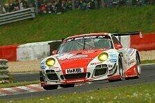 VLN - Vier Cup-Porsche in den Top-5: Frikadelli holt zweiten Saisonsieg