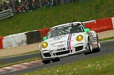 VLN - Gemischte Gef�hle: Rang f�nf f�r Huber Motorsport