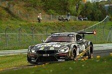 VLN - Acht Minuten nicht geknackt: Pole-Position f�r Alzen-BMW