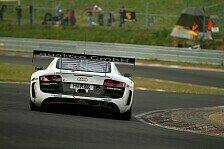 VLN - Ein sehr enges Rennen: Marc Basseng auf dem Podest