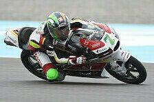 Moto3 - Gr�nwald schneller als �ttl: Vazquez erobert die Spitze in Le Mans