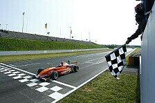 ADAC Formel Masters - Bombastisches Gef�hl!: Vize-Meister G�nther: Erster Saisonsieg