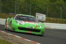 VLN - Klassensieg aberkannt: GT Corse: Top-10 und heftige Bestrafung