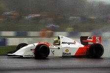 Formel 1 heute vor 28 Jahren: Lehrstunde vom Magier