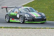 Carrera Cup - Das neue Auto macht Spa�: Team ZaWotec Racing: Auftakt in die zweite Saison