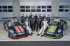 Carrera Cup - Anspannung und Vorfreude: Inside ZaWotec