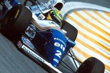 Formel 1 - Bilder: Senna bei Williams 1994