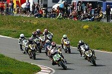 ADAC Mini Bike Cup - Junge Piloten starten mit Einf�hrungslehrgang in die Saison: Erfolgreicher Auftakt in Schl�sselfeld