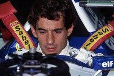 Formel 1 - Als w�re die Sonne vom Himmel gefallen: 20. Todestag Ayrton Senna: Spuren & Erinnerung