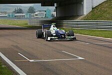 Formel 1 - De Silvestro testet in Fiorano