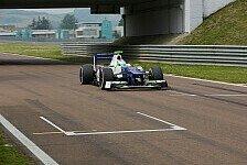 Formel 1 - Bilder: De Silvestro testet in Fiorano