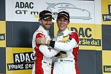 ADAC GT Masters - Audi-Team wiederholte Vorjahressieg: Erleichterung bei Prosperia C. Abt Racing