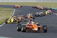 ADAC Formel Masters - Gro�es M�cke-Heimspiel: Vorschau: Lausitzring