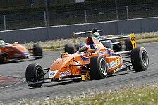 ADAC Formel Masters - Auftakt mit Knalleffekt: G�nther startet mit Sieg und Rekord