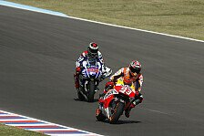 MotoGP - Arbeit an Bike, Fahrstil und Fitness: Lorenzo: Keine Chance gegen Honda?