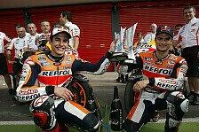 MotoGP - Lorenzo k�mpft mit stumpfen Waffen: Analyse: So �berlegen ist Honda