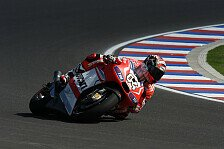 MotoGP - Dovizioso von Reifenproblemen eingebremst: Ducati zur�ck im grauen Mittelfeld