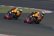 MotoGP - Entt�uschendes Wochenende f�r Forward: Espargaro: Irre Aufholjagd nach Sturz
