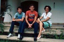 Formel 1 - Bilder: Senna privat
