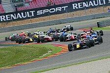 WS by Renault - Bilder: Spanien - 3. & 4. Lauf