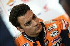 MotoGP - Arm-Pump aus der Welt geschafft?: Pedrosa erfolgreich operiert
