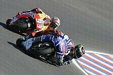 MotoGP - Noch viel Arbeit am Motorrad: Yamaha k�mpft um Anschluss an Hondas