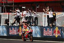 MotoGP - Erstmals Teamsponsor im Werksteam: Red Bull wird Sponsor bei Repsol Honda