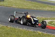 Formel 3 Cup - Es l�uft wieder: Markus Pommer holt sich Sieg
