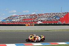 MotoGP - Tolles Layout, schnelle Kurven, super Publikum: Spitzenpiloten voll des Lobes f�r neue Strecke