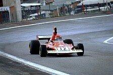 Formel 1 heute vor 47 Jahren: Niki Laudas erster Streich in Rot
