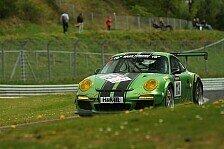 VLN - Pech in Schlussphase: Rennabbruch kostet Kappeler Motorsport Platz zwei