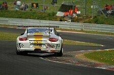 VLN - Podium im Porsche Carrera: Klassensieg f�r Tim Scheerbarth