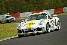 NLS - Metzger: Zwei Podestplätze in einem Rennen