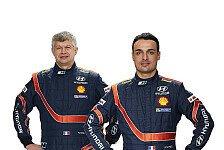 WRC - Sordo und Bouffier in Deutschland am Start