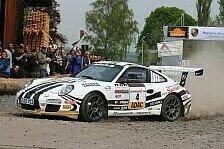 ADAC Rallye Masters - Hochklassig besetzte Spitzengruppe: Toppiloten aus Rallye Masters und DRM in Sulingen