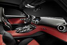 Auto - Das Sportereignis : Der neue Mercedes-AMG GT