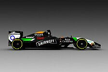 Formel 1 - Professionelle Feierbiester: Prost! Hochprozentiger Sponsor f�r Force India