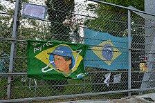 Formel 1 - 20. Todestag des Magischen: Der Tag im Live-Ticker: Im Gedenken an Senna