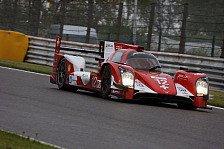 24 h von Le Mans - Heidfeld nach Unfall wohlauf: Gemischter Testtag f�r Rebellion Racing