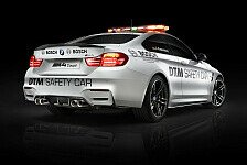 DTM - Bilder: BMW M4 Coup� DTM Safety Car