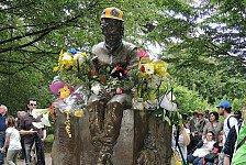 Formel 1 - Senna-Gedenktag: Impressionen aus Imola