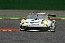 WEC - Podestplatz in letzter Minute: GT: Porsche nach sehenswerter Aufholjagd Zweiter