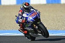 MotoGP - Konzentriert und topfit: Lorenzo f�hlt sich noch st�rker als in Argentinien