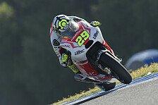 MotoGP - Wollen um Top-Positionen k�mpfen: Kampfansage von Iannone nach P2