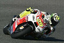MotoGP - Einlenkprobleme kosten viele Pl�tze: Pramac mit rabenschwarzem Tag