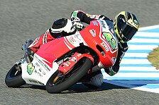 Moto3 - Zu wenig Zeit gutgemacht: Gr�nwald so weit hinten wie nie zuvor