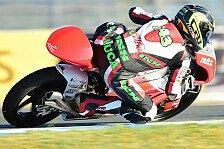 Moto3 - Schwierige Startposition: Gr�nwald: Entt�uschung trotz neuem Bike