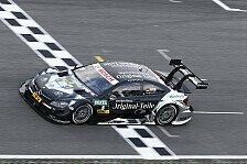 DTM - Zu langsam in allen Bereichen: Null Punkte: Debakel f�r Mercedes beim Heimspiel
